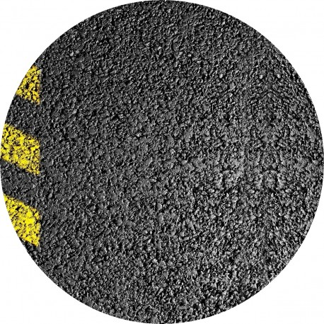 PICTURE DISC asphalt