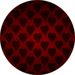 PICTURE DISC coeur 2