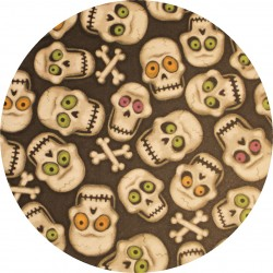 PICTURE DISC skull 3