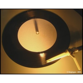 Noir 1,5mm / petit trou central