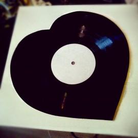 Coeur Noir 1,5mm